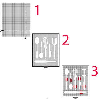 Deluxe Drawer Organiser System Natural alt image 3