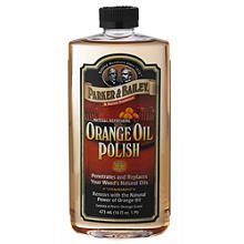 Parker and Bailey Orange Oil Polish