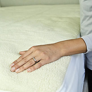 Luxury Fleece Fitted Electric Blanket - King alt image 5