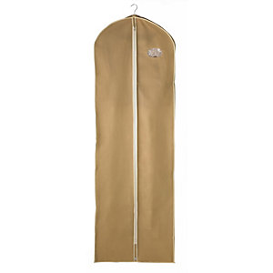 Full Length Dress Zipped Protective Clothes Cover