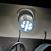 Lakeland Anywhere Sensor Light