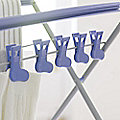 8 Airer Sock Pegs