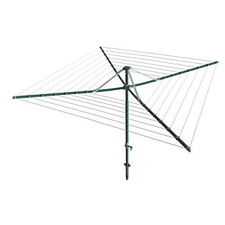 Hills® Rotary 7 Washing Line – Forest Glade