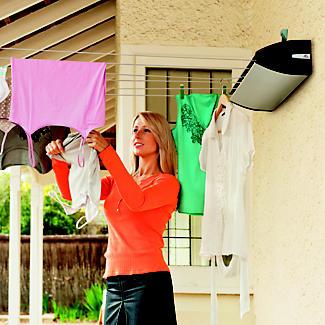 Hills® Extenda 6 Retractable Washing Line alt image 2