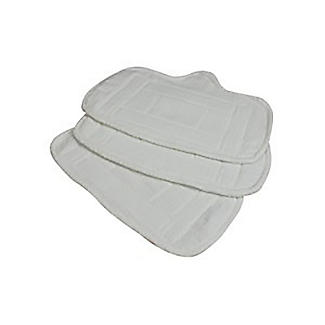 Replacement Pads for Light and Easy Handy Steam Mop
