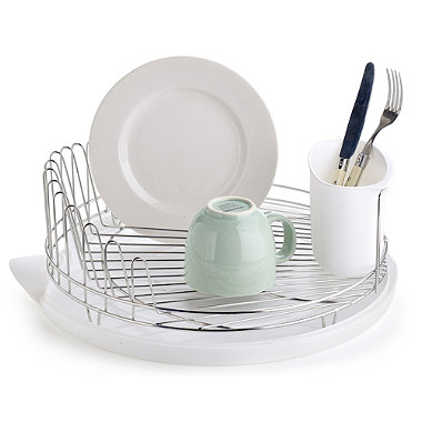 Small Circular Dishrack
