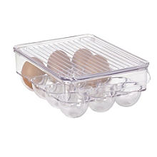 Fridge Binz Lidded Egg Holder
