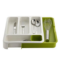 Joseph Joseph® Expandable Cutlery Tray White