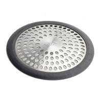 OXO Good Grips® Small Sink Plug Hole Strainer Guard