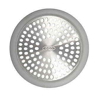 OXO Good Grips Small Sink Plug Hole Strainer Guard alt image 2