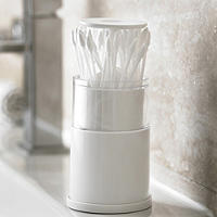 Pop Up Cotton Bud Dispenser