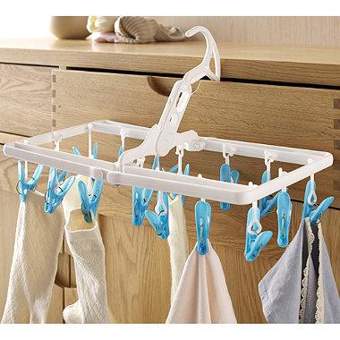 16 Peg Laundry Airer