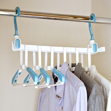 Lakeland 6 Shirt Foldable Hanger