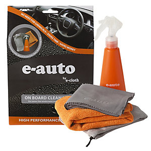 e-auto On Board Cleaning Kit