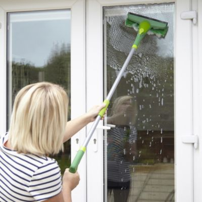 Trigger Spray Mop Amp Squeegee For Windows