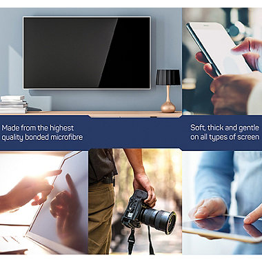 Clean'n'Gleam Plasma & LCD Screen Cloth