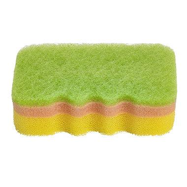 Bubbles Soft Sponge Scourer