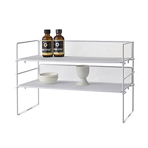 2 Tier Storage Shelf