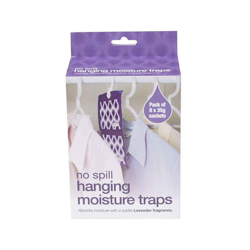 No Spill Hanging Moisture Traps