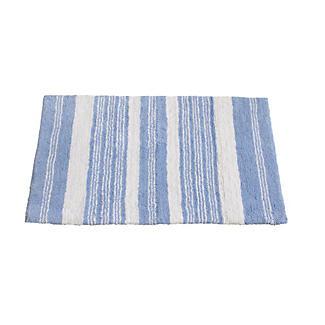 Sea Stripe Bath Mat