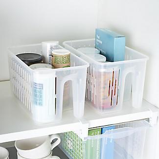 Aufbewahrungsbox mit praktischem Griff alt image 2