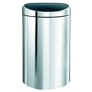 Brabantia® Brilliant Steel Twin Bin