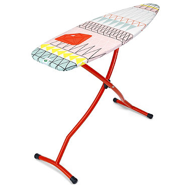 Brabantia® Red Diamond Shoulder Shape Ironing Board
