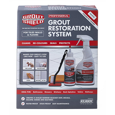Grout Shield Restoration System