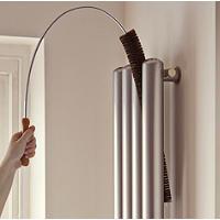 Long Natural Radiator Brush
