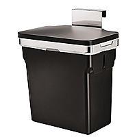 Simplehuman Abfalleimer für den Küchenschrank