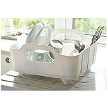 Umbra® Tub Dishrack White