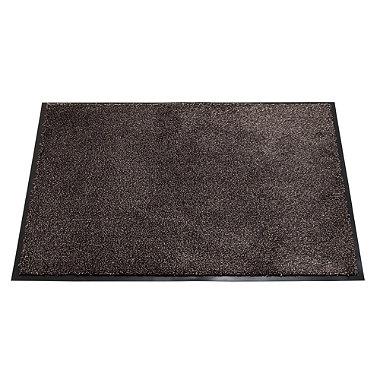 Microfibre Super-Absorbent Indoor Floor & Door Mat Slate 80 x 60cm