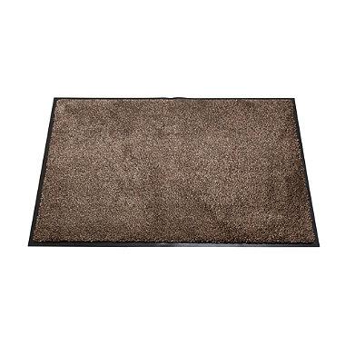 Microfibre Super-Absorbent Indoor Floor & Door Mat Coffee 120 x 80cm