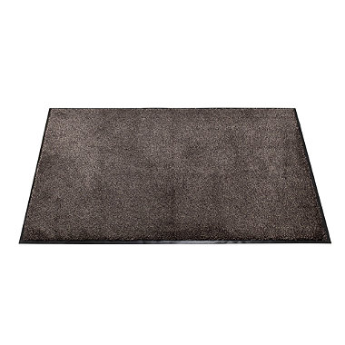 Microfibre Super-Absorbent Indoor Floor & Door Mat Slate 120 x 80cm