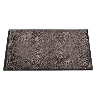 Microfibre Super-Absorbent Indoor Floor & Door Mat Slate