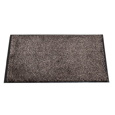Microfibre Super-Absorbent Indoor Floor & Door Mat Slate - 60 x 40cm
