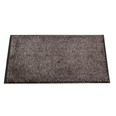 Microfibre SuperAbsorbent Indoor Floor & Door Mat Slate 60 x 40cm