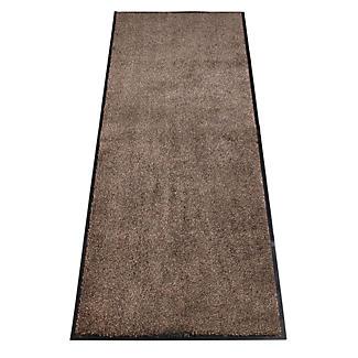 Microfibre Super-Absorbent Indoor Floor Runner Mat Coffee 180