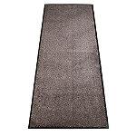 Microfibre Super-Absorbent Indoor Floor Runner Mat Slate 180 x 60cm