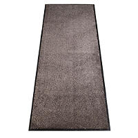 Microfibre Super-Absorbent Indoor Floor Runner Mat Slate - 180 x 60cm