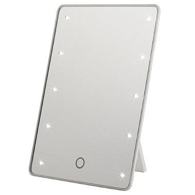 Simplehuman 174 Mini Sensor Magnifying Mirror In Travel
