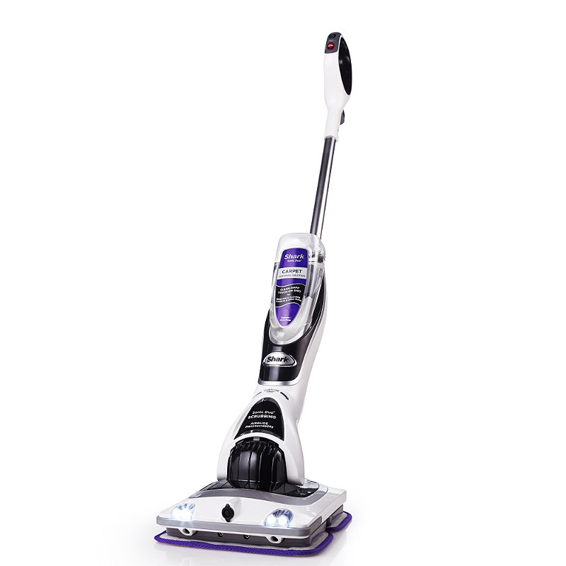 Shark Sonic Duo Upright Spray Floor Polisher Amp Carpet