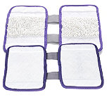 2 Shark Carpet Pads for Duo Floor Cleaner