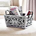 Secret Garden Storage Basket