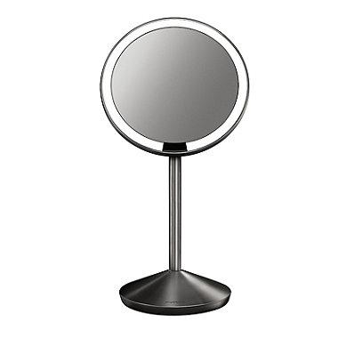 simplehuman® Mini Sensor Magnifying Mirror