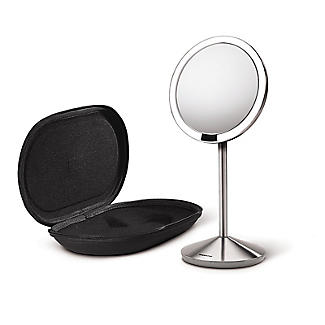 simplehuman® Mini Sensor Magnifying Mirror alt image 3