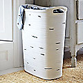 Ribbon Laundry Basket