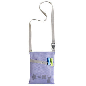 Wick-Away Peg Bag