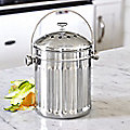 Mini Stainless Steel Compost Pail