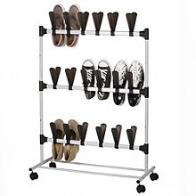 Pop-On Shoe Rack